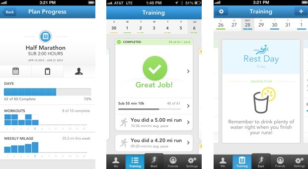 Run Keeper Company App